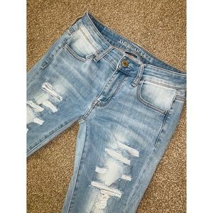Denim - American Eagle ripped jeans